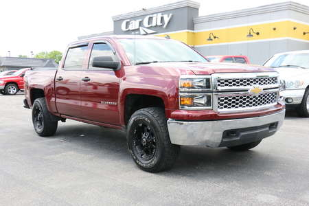 2014 Chevrolet Silverado 1500 LT 4WD Crew Cab for Sale  - 255275  - Car City Autos