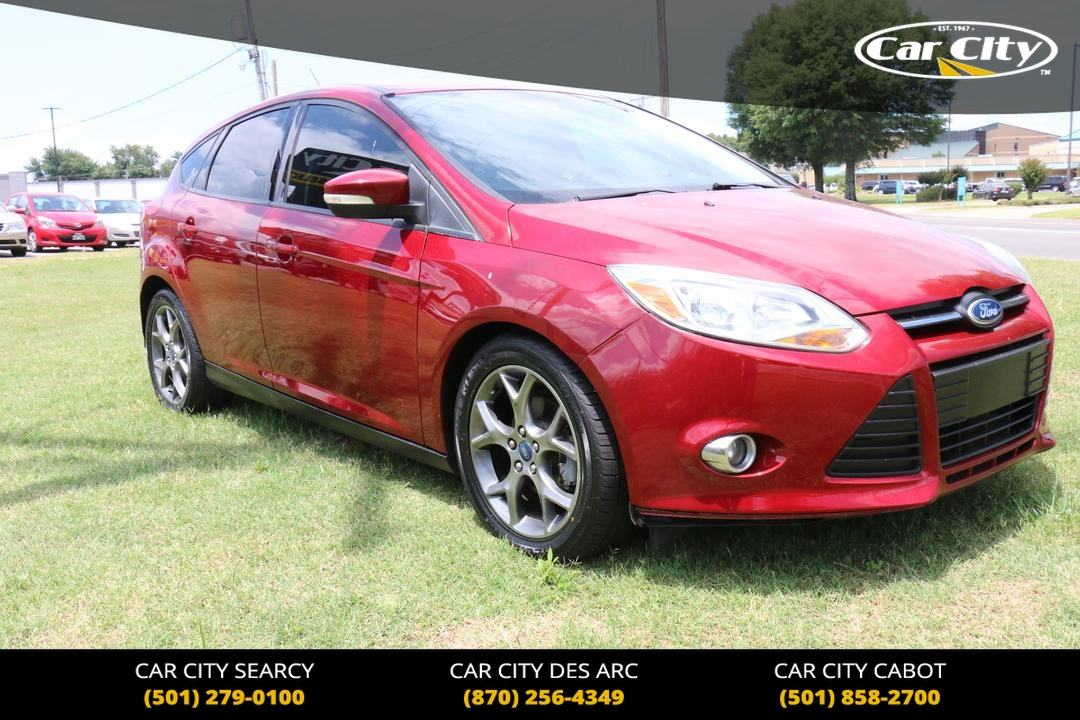 2013 Ford Focus  - Car City Autos