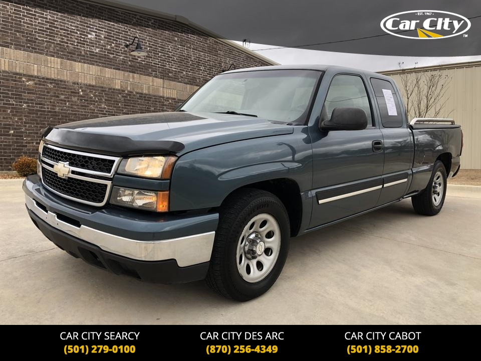 2007 Chevrolet Silverado 1500 LT1 2WD Extended Cab  - 144287  - Car City Autos
