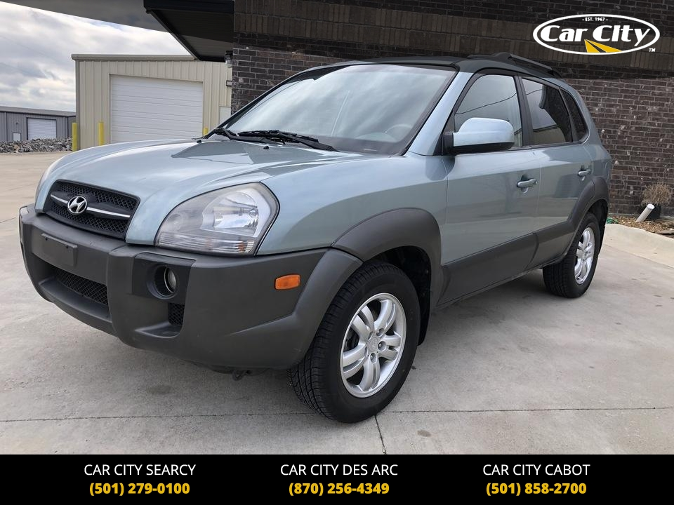 2007 Hyundai Tucson  - 582617R  - Car City Autos