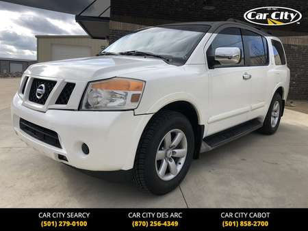2011 Nissan Armada SV 2WD for Sale  - BN620678  - Car City Autos