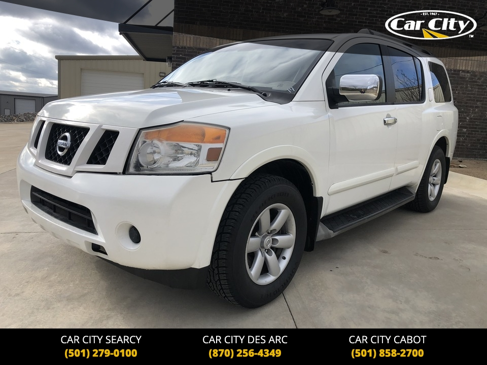 2011 Nissan Armada SV 2WD  - BN620678  - Car City Autos