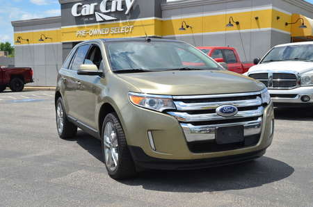 2013 Ford Edge Limited for Sale  - A63787  - Car City Autos