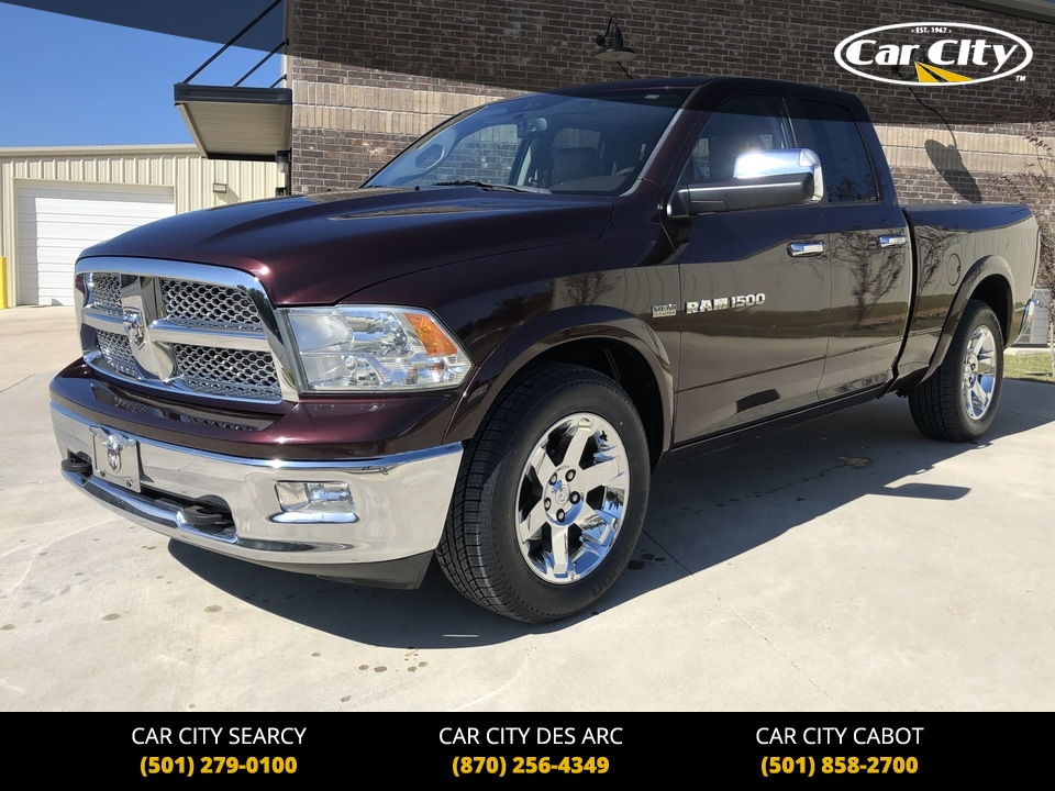 2012 Ram 1500 Laramie 2WD Quad Cab  - CS233435  - Car City Autos