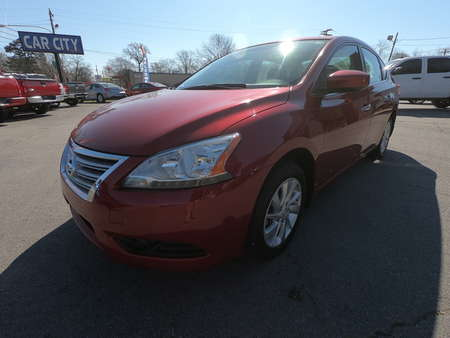 2014 Nissan Sentra SV for Sale  - 236418  - Car City Autos