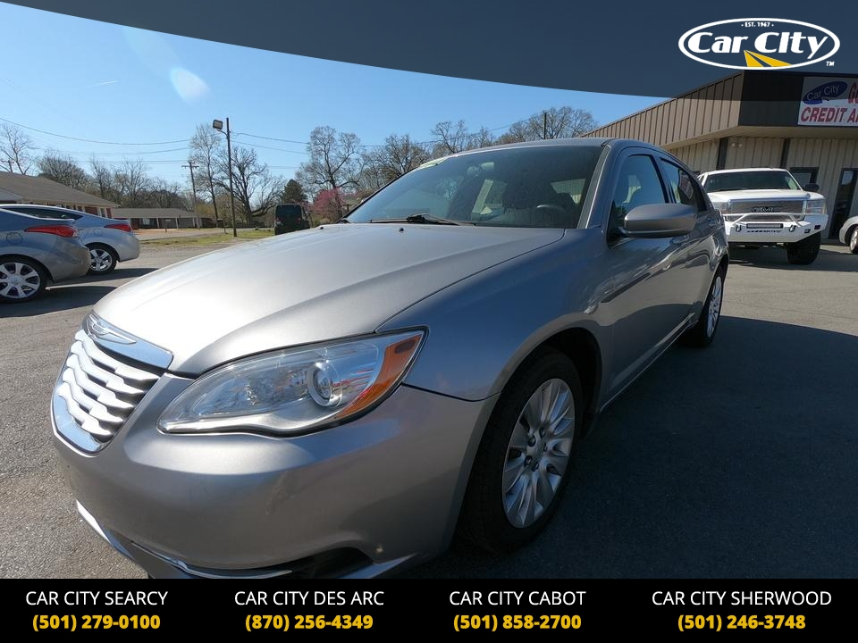 2014 Chrysler 200 LX  - 213409  - Car City Autos