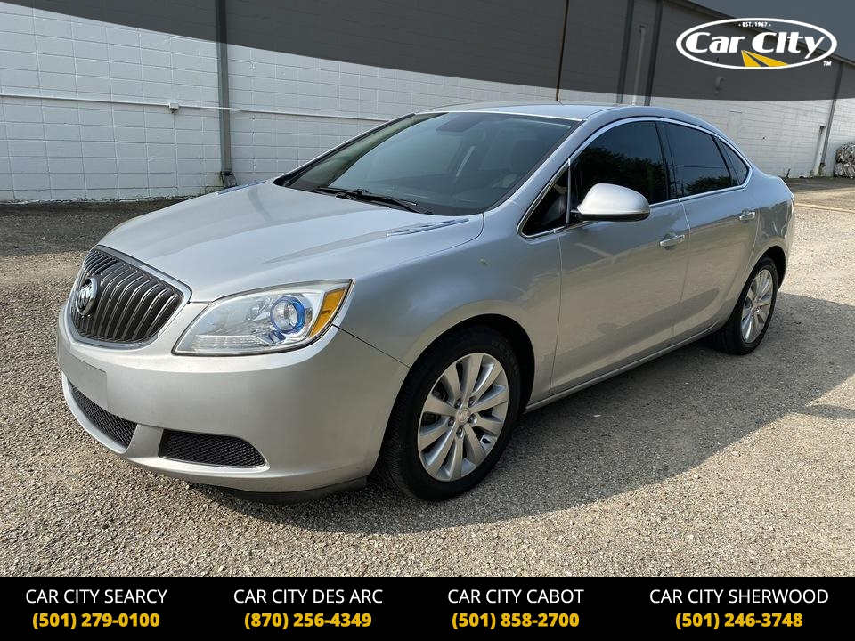 2016 Buick Verano  - G4109521  - Car City Autos