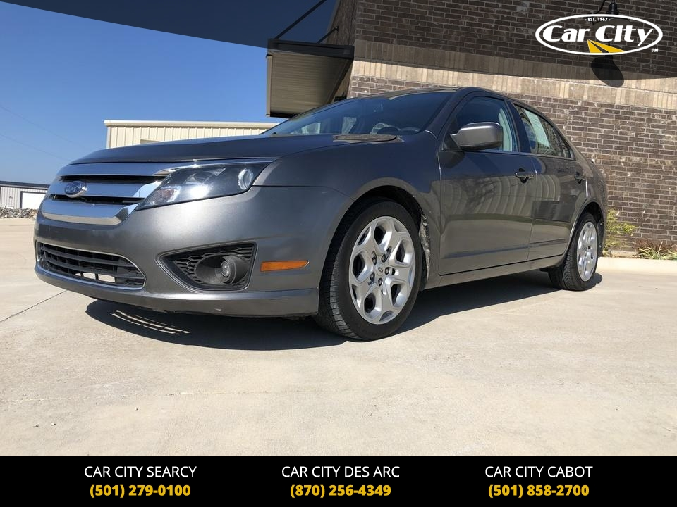 2010 Ford Fusion SE  - 244005  - Car City Autos