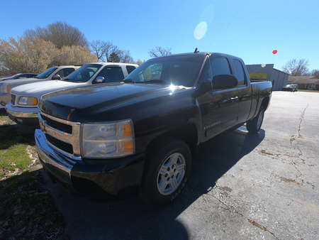 2007 Chevrolet Silverado 1500 LT w/1LT 2WD Extended Cab for Sale  - 543655  - Car City Autos