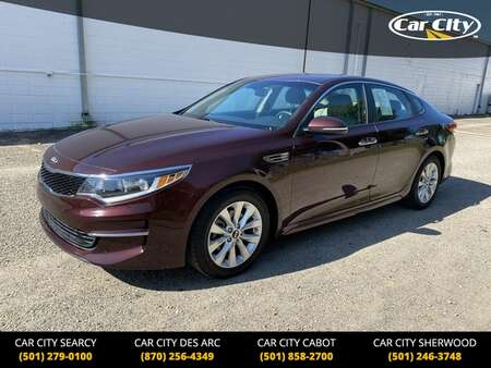 2016 Kia Optima LX for Sale  - GG052920  - Car City Autos