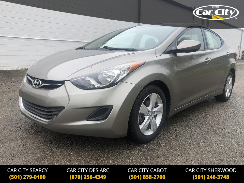 2013 Hyundai Elantra GLS PZEV  - DH142504  - Car City Autos