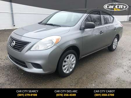 2012 Nissan Versa  for Sale  - 853849R  - Car City Autos