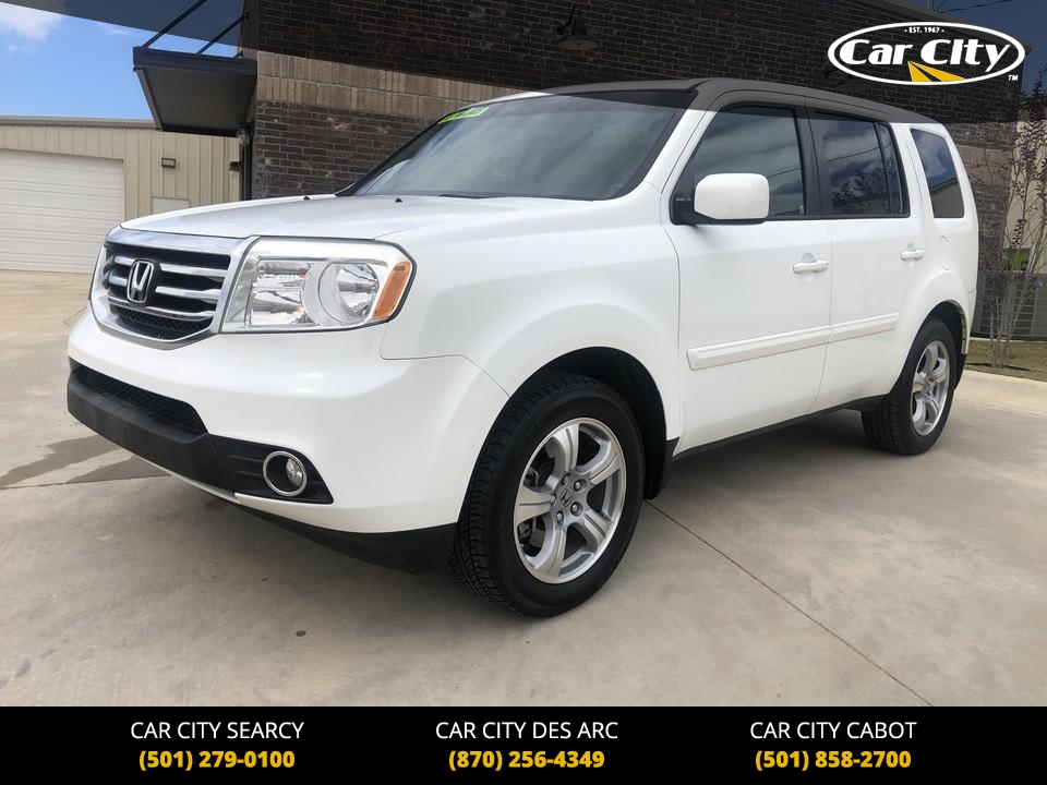 2013 Honda Pilot EX-L 2WD  - DB002549  - Car City Autos
