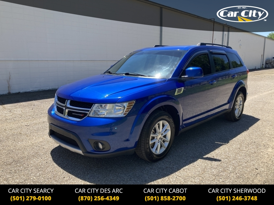 2015 Dodge Journey SXT AWD  - FT688792  - Car City Autos