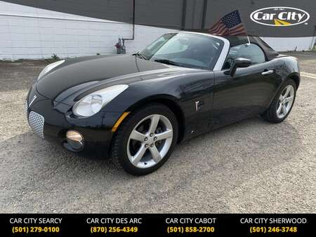 2006 Pontiac Solstice  for Sale  - 6Y110007  - Car City Autos