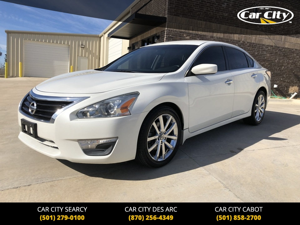 2014 Nissan Altima 2.5 SV  - EN210265  - Car City Autos