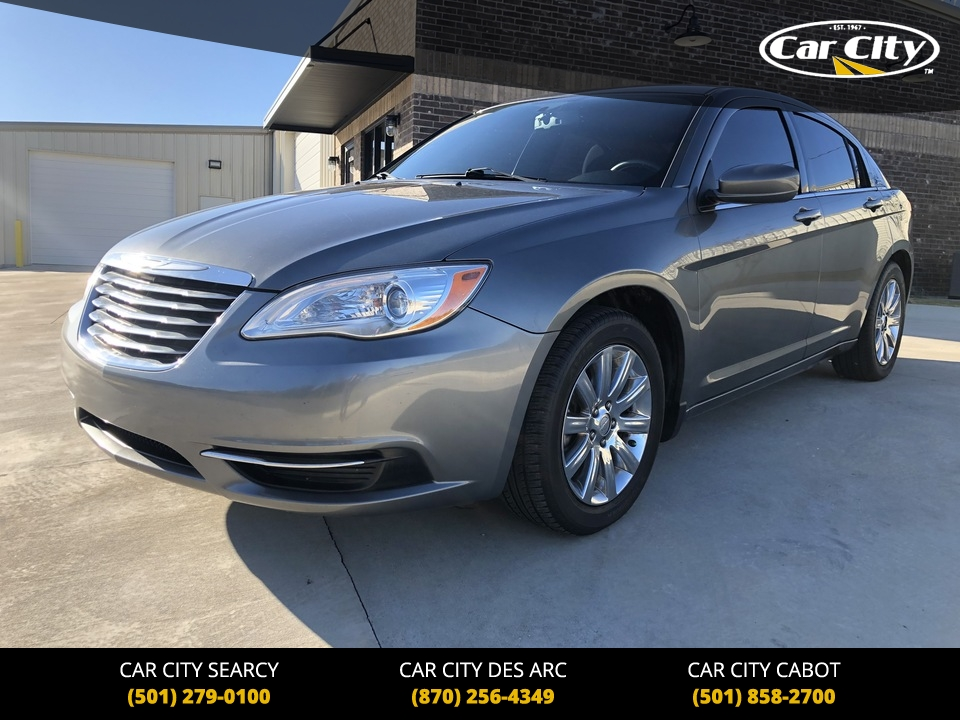 2012 Chrysler 200 Touring  - CN149985  - Car City Autos