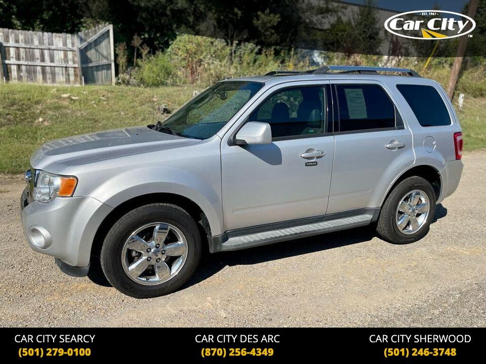 2011 Ford Escape Limited  - BKC36244  - Car City Autos