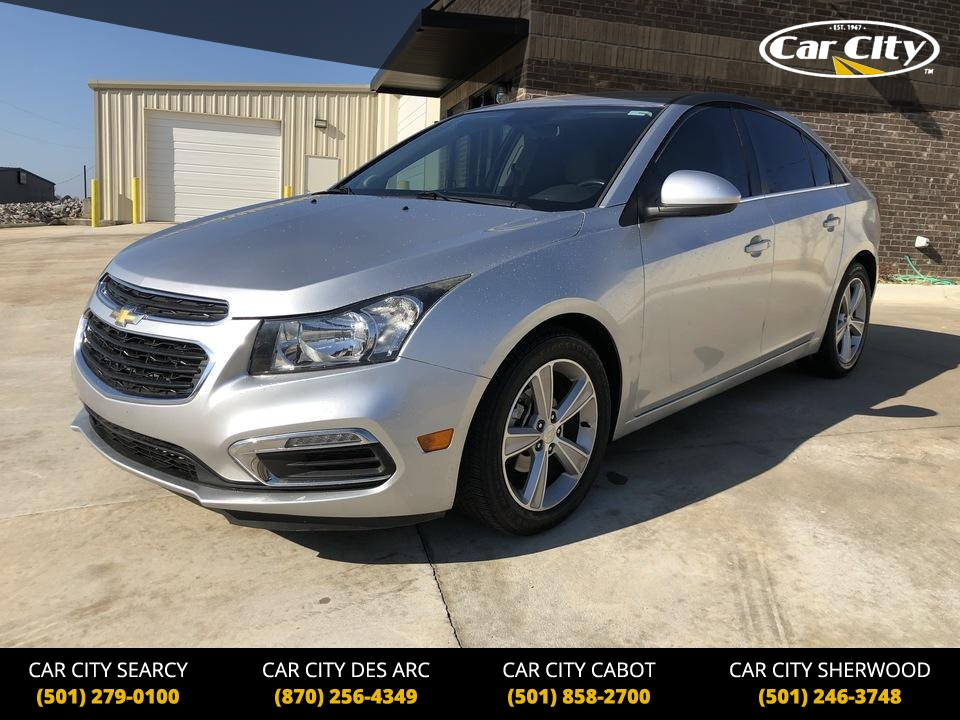 2015 Chevrolet Cruze LT  - F7187503  - Car City Autos