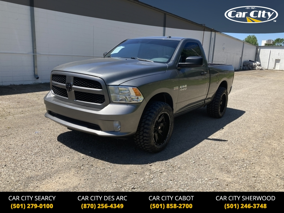 2013 Ram 1500 Express 4WD Regular Cab  - DG562683  - Car City Autos
