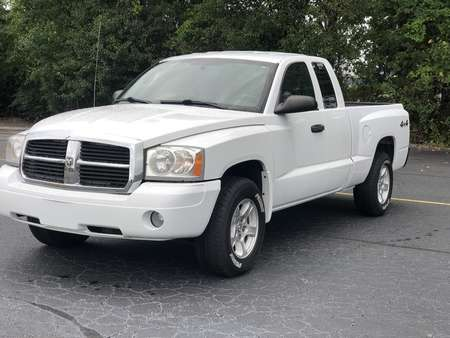 2006 Dodge Dakota SLT 4WD for Sale  - 584542R  - Car City Autos