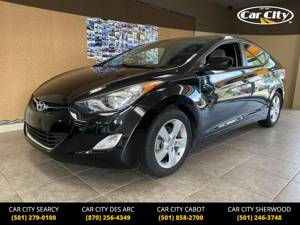 2013 Hyundai Elantra GLS  - DH184727  - Car City Autos