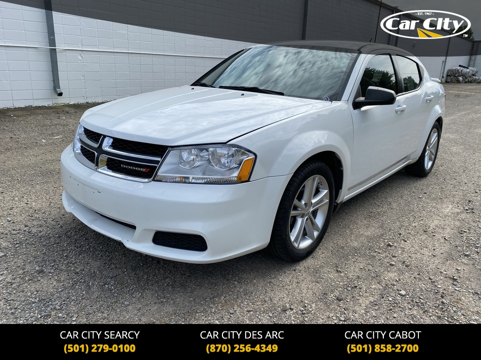 2013 Dodge Avenger  - Car City Autos