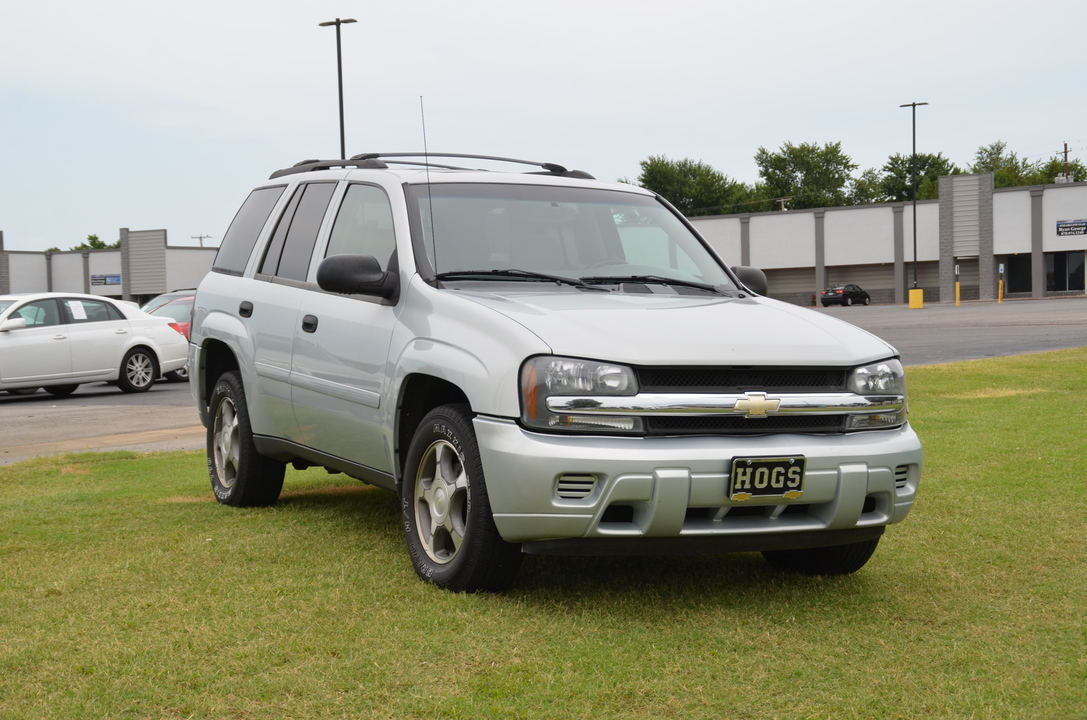 2008 Chevrolet TrailBlazer  - Car City Autos