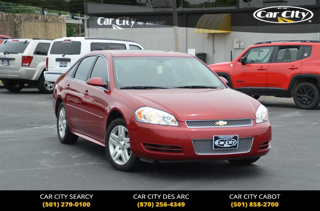 2015 Chevrolet Impala Limited LT  - 125196R  - Car City Autos