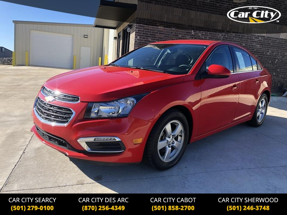 2015 Chevrolet Cruze LT  - F7294304  - Car City Autos