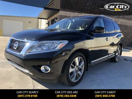 2013 Nissan Pathfinder Platinum 2WD for Sale  - DC648473  - Car City Autos
