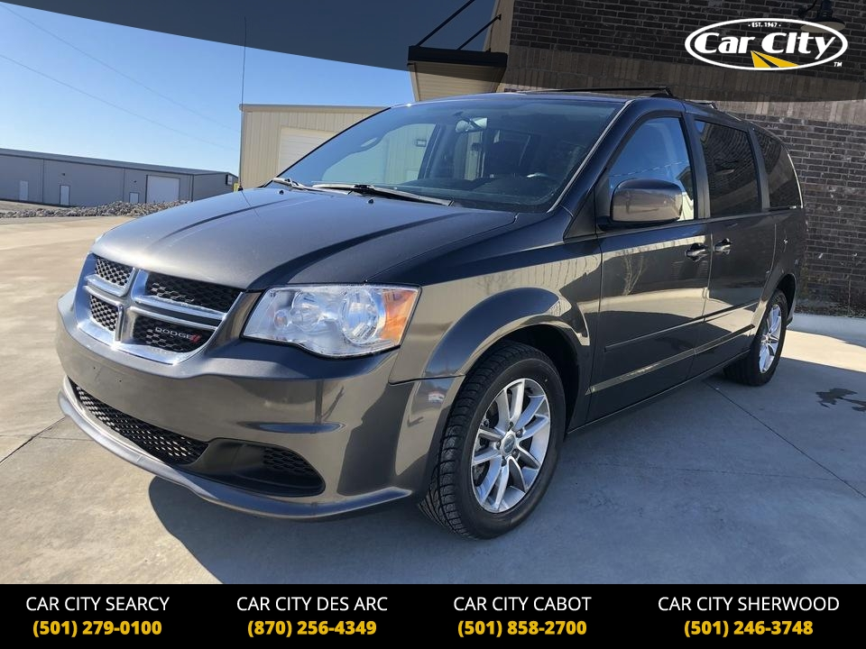 2016 Dodge Grand Caravan SXT  - GR376615  - Car City Autos