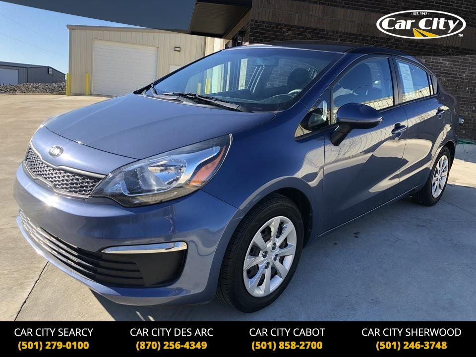 2016 Kia Rio LX  - G6691732  - Car City Autos