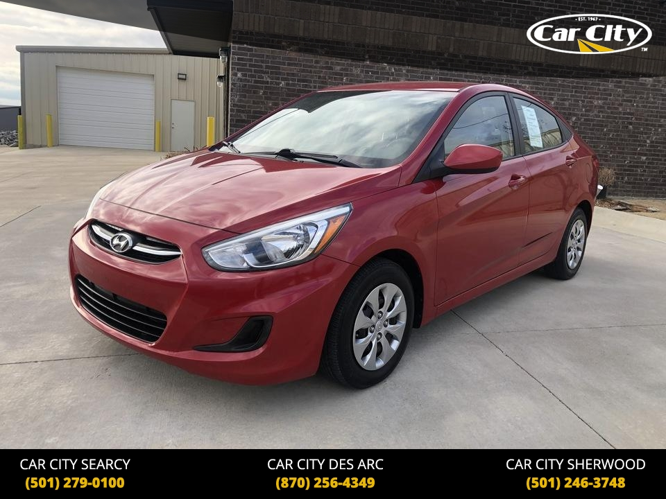 2017 Hyundai Accent  - Car City Autos