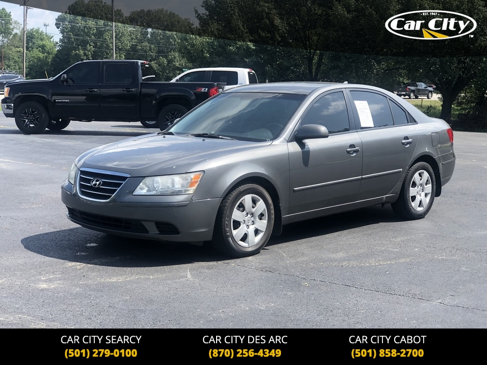 2009 Hyundai Sonata GLS  - 494288R  - Car City Autos