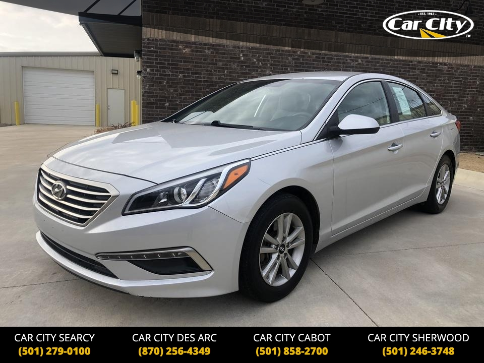 2015 Hyundai Sonata 2.4L SE  - FH062143  - Car City Autos