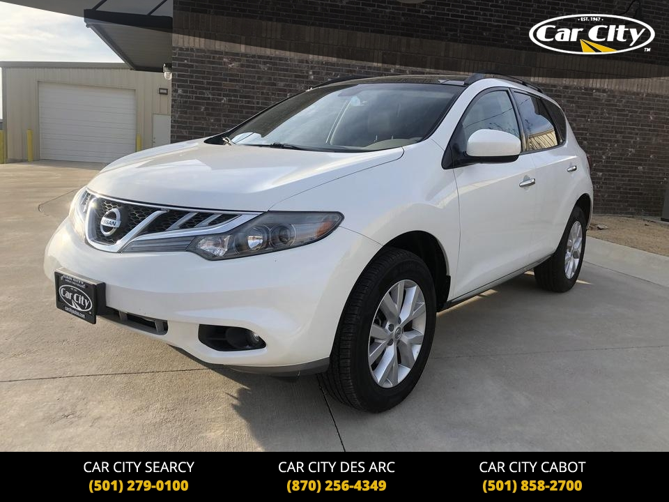 2013 Nissan Murano SL 2WD  - DW210968  - Car City Autos