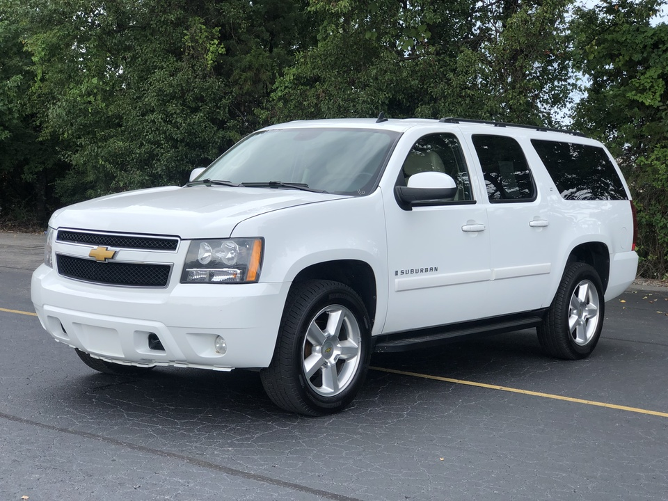 2008 Chevrolet Suburban  - Car City Autos