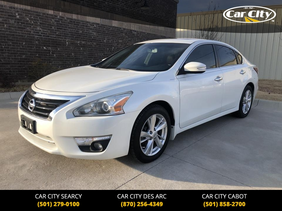 2013 Nissan Altima 2.5 SL  - DN551910  - Car City Autos