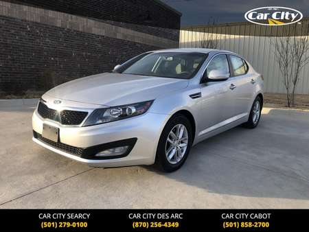 2013 Kia Optima LX for Sale  - D5391778  - Car City Autos