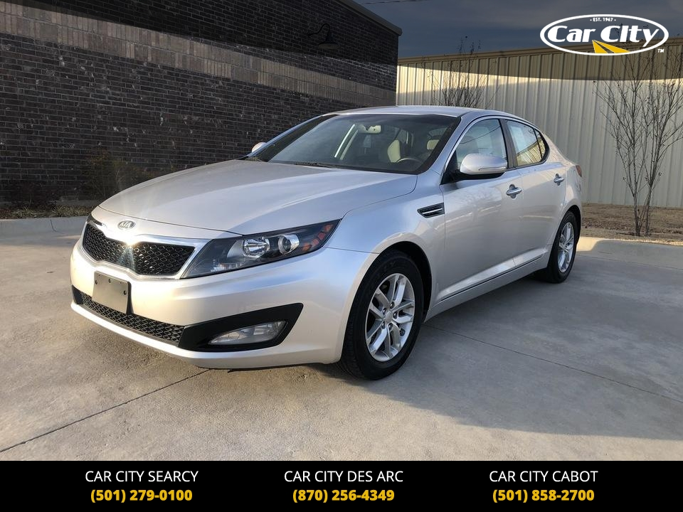 2013 Kia Optima LX  - D5391778  - Car City Autos