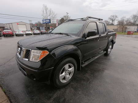 2008 Nissan Frontier LE 2WD Crew Cab for Sale  - 435793  - Car City Autos