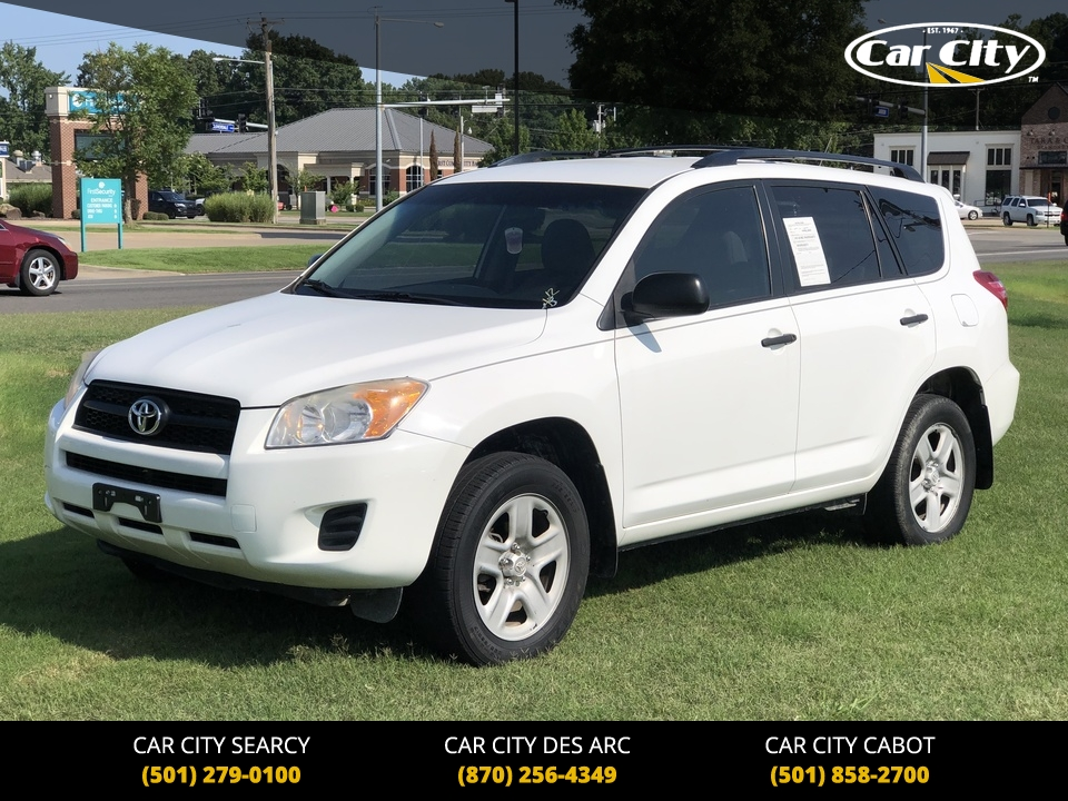 2011 Toyota Rav4  - Car City Autos
