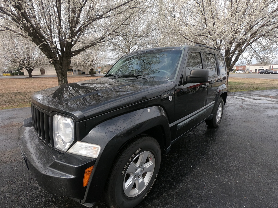 2010 Jeep Liberty  - Car City Autos