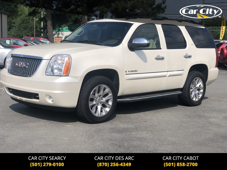 2008 GMC Yukon  - Car City Autos