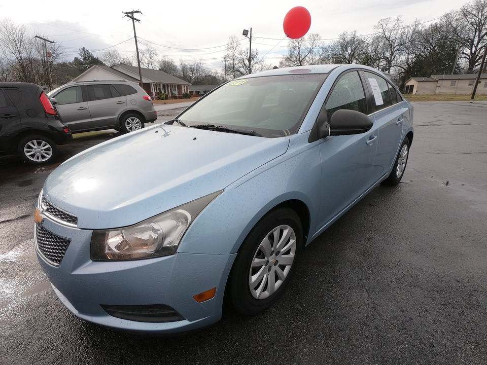 2011 Chevrolet Cruze  - Car City Autos