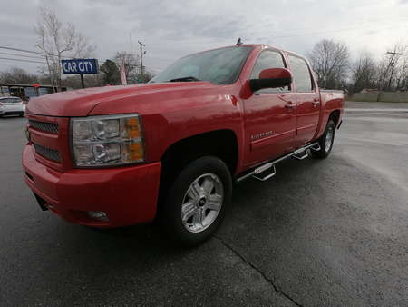 2011 Chevrolet Silverado 1500 LT 4WD Crew Cab for Sale  - 214115  - Car City Autos