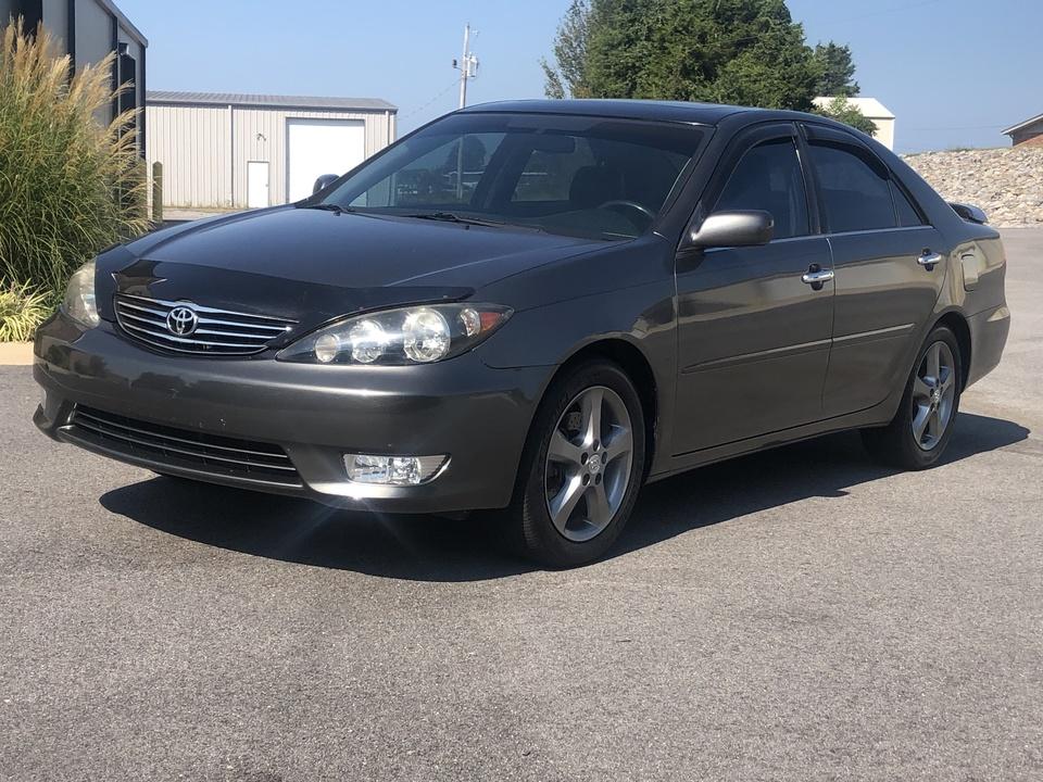 2002 Toyota Camry  - Car City Autos