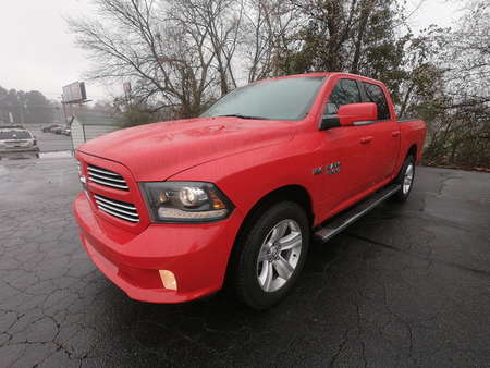 2013 Ram 1500 Sport 4WD Crew Cab for Sale  - 726863  - Car City Autos