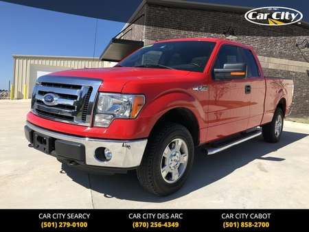 2011 Ford F-150 4WD SuperCab for Sale  - D03052  - Car City Autos